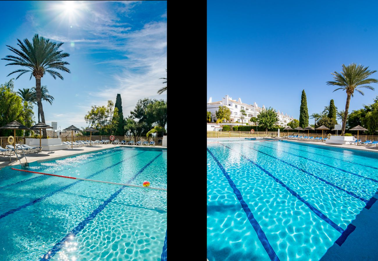 Apartment in Puerto Banus - CL-Sea view and walking distance to beach