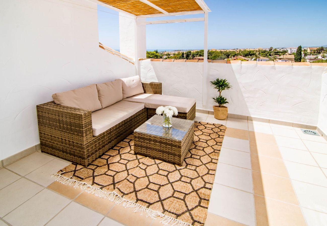Apartment in Nueva andalucia - ELD2-Luxury 3 Bedroom Penthouse in Nueva Andalucia