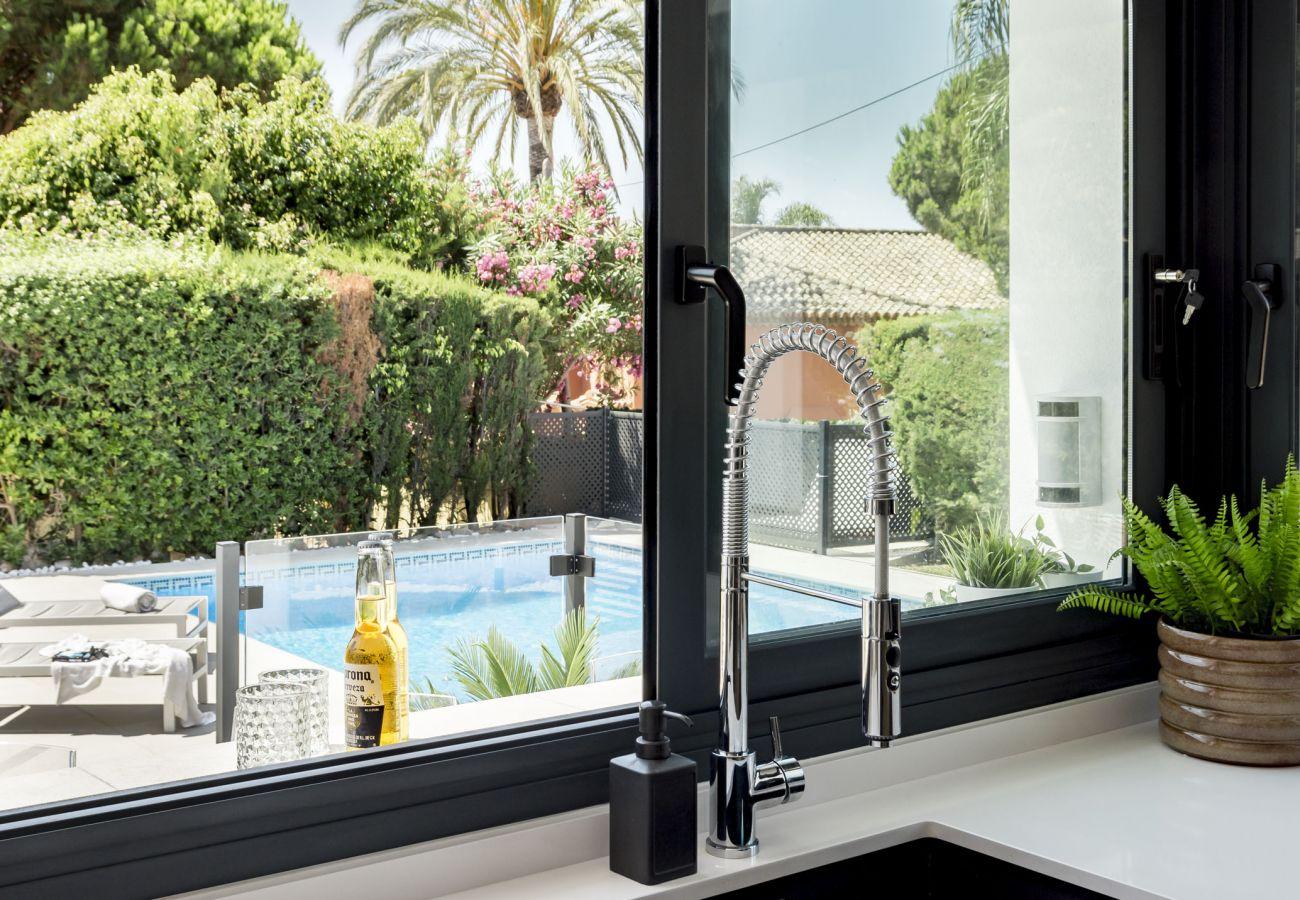 Villa in Marbella - MAR-Luxury Villa Marbesa 400 meters to beach