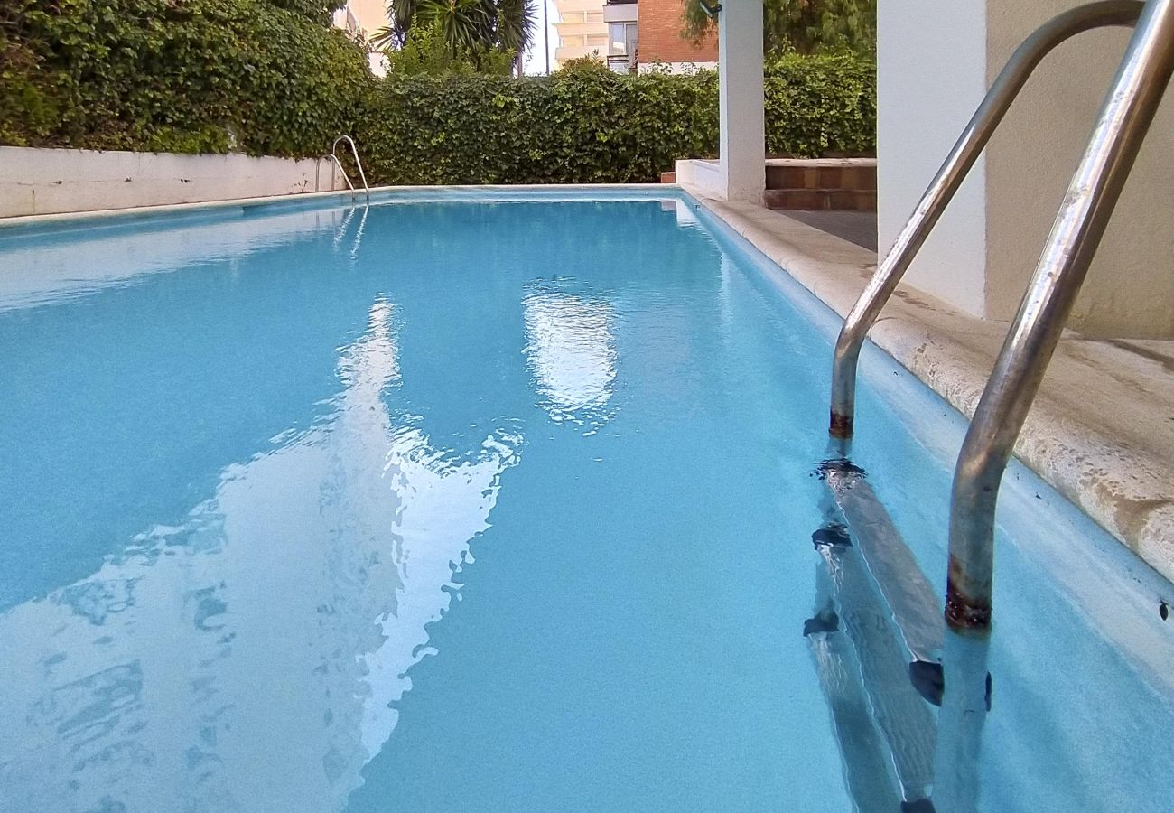 Apartment in Marbella - CPC- beautiful city flat in Marbella with pool