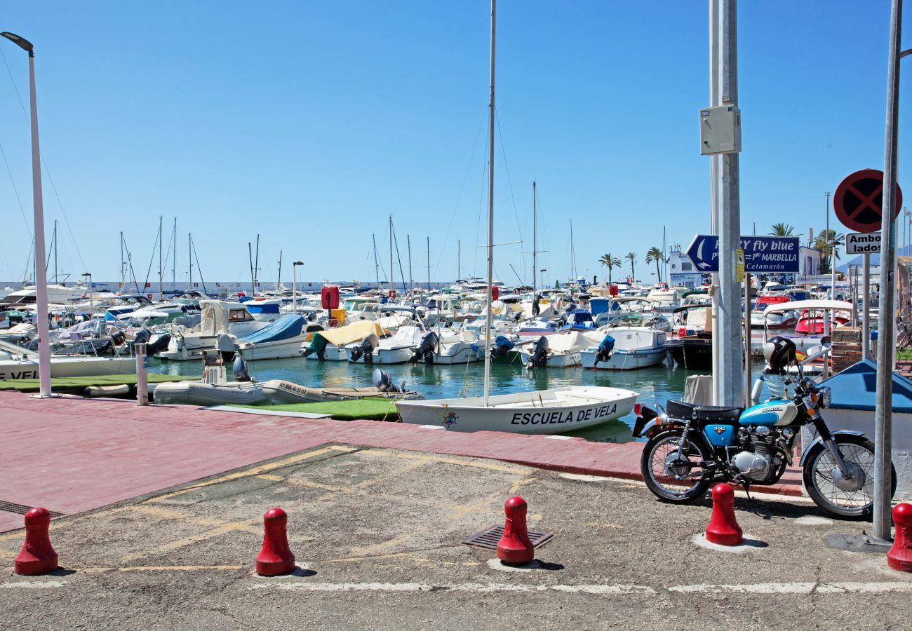 Lägenhet i Marbella - Azahara derecho
