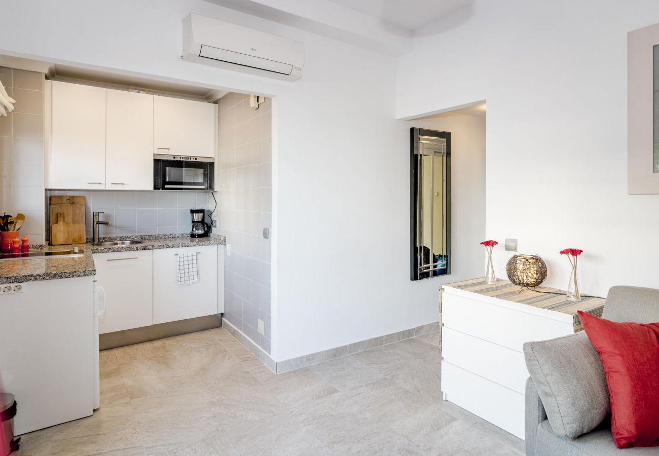 Studio i Marbella - SK- Studio apartment front line beach